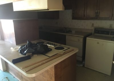 01b Before - Kitchen Interior