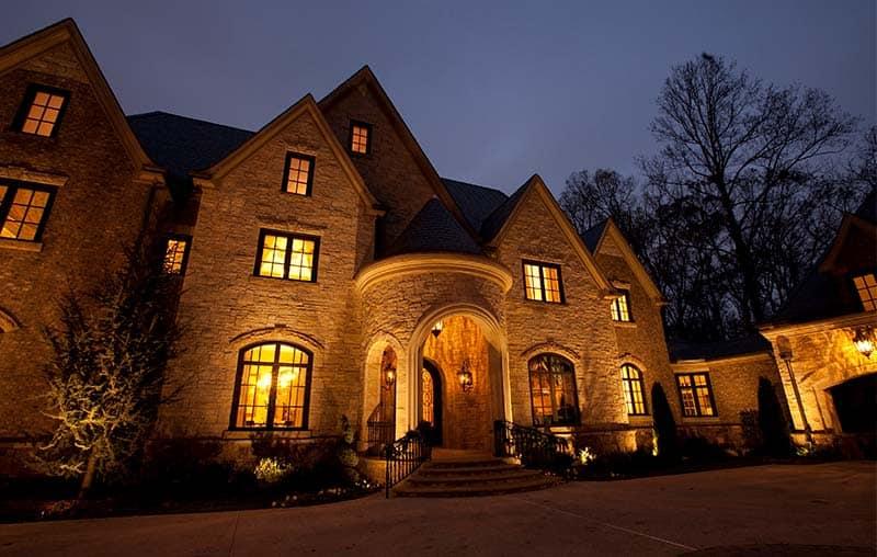 Custom Home Construction Image