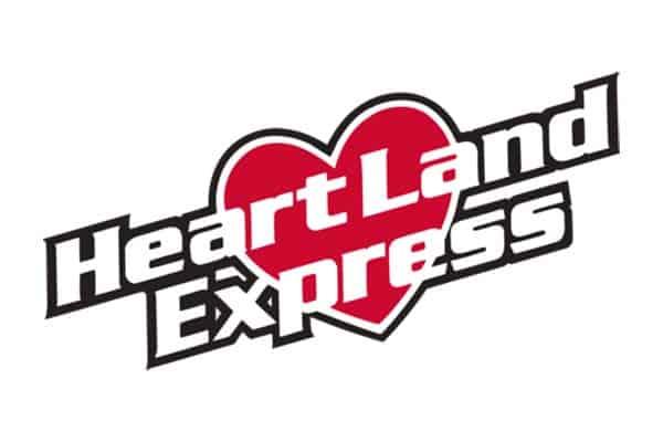 Heart Land Express Logo
