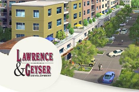 Lawrence & Geyser Logo