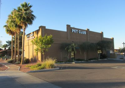 Pet Club Completed Exterior (1)