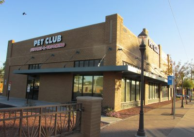 Pet Club Completed Exterior (3)