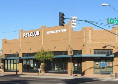 Pet Club Completed Exterior (4)