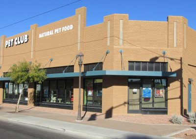 Pet Club Completed Exterior (8)