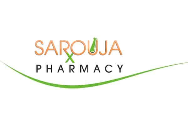 Sarouja Pharmacy Logo