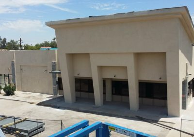 Stucco EIFS Paint Full View