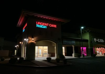 Urgent Care NextCare From Outside