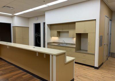 Urgent Care NextCare Interior Ongoing